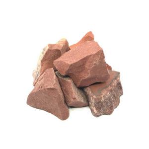 Wasserstein roter Jaspis