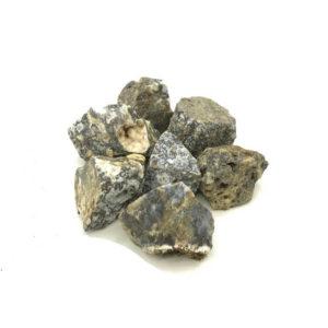 Chalcedon Wasserstein (blau)