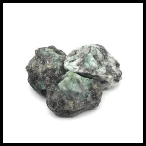 Wassersteine aus Smaragd